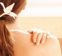 Home remedies against back acne