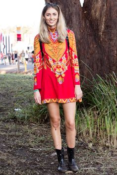 Splendour in the Grass Street Style Day 2 | Festival Fashion | Boho | Hindi
