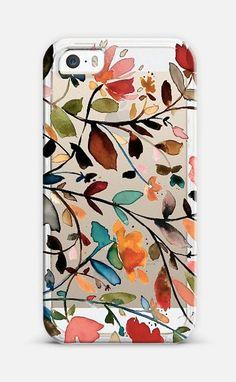 Wildflowers I iPhone 6 case by Kiana Mosley
