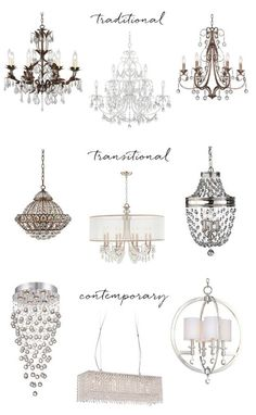 Romantic Crystal Chandeliers