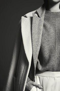 Grey & White #winter #style