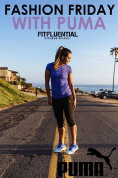 Fitness Fashion Friday with the Puma Ignite - FitFluential