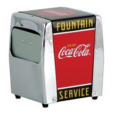 Coca-Cola Fountain Napkin Dispenser