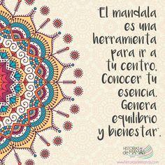 Patricia López, autora y tallerista especializada en mandalas habló con #HistoriasDeMamás sobre los beneficios de hacer mandalas en el embarazo.