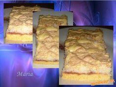 CESTO: 300g hladkej múky, 5 žĺtkov, 180g margarínu, 70g práškového cukru, 1 ČL kypriaceho prášku ......