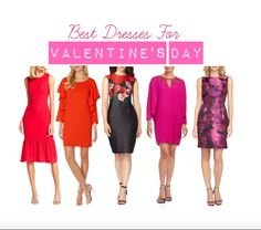 Best Dresses For Valentine's Day