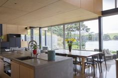 Rusty House - Gallery - Article - Photo Display - Grand Designs NZ - Shows - TV3