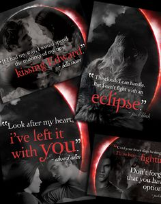 Free Printables: Eclipse Part 1 – Movie Quotes {Twilight Saga}
