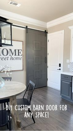 Home Upgrades, Diy Home Improvement, Decoration, Home And Living, Home Projects, Home Remodeling, Diy Furniture, Diy Home Decor, Cabin Doors