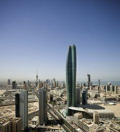 Torre Kipco / SSH International KUWAIT