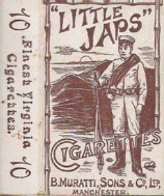 Little Japs Cigarettes