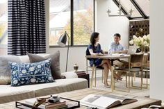 A Designer Tailors Her Small San Francisco Home for Big Style | California Home + Design