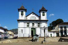 Catedral Basílica Nossa Senhora da Assunção, antiga Basílica da Sé, Mariana
