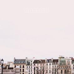 City of Paris - 8x8 photographic print