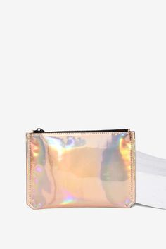 Nasty Gal Double Trouble Pouch Set - Hologram   Shop Accessories at Nasty Gal!