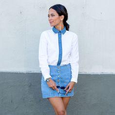 Jeans und Denim Trends Frühjahr/Sommer 2016 | POPSUGAR Deutschland Mode