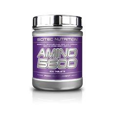 Amino 5600 Scitec Nutrition Scitec Nutrition, Nutrition Sportive, Acide Aminé, Bodybuilding Recipes, Container, Products, Program Management