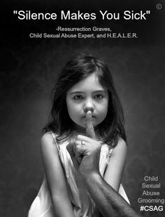 It's time we stop hiding child abuse