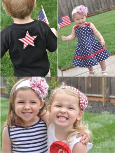 Vintage Americana 4th July Party BBQ   NEW Printable Designs! by Bird's Party #4thJuly #independenceDay #USA #party #partyideas #printables #partyprintables #decorations #Kids #fashion
