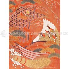 Nuido and Embroidery Designs  Japanese Embroidery Center