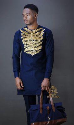 Latest Senator Designs For Naija Men African Wear Styles For Men, African Shirts For Men, African Dresses Men, African Attire For Men, African Clothing For Men, Nigerian Men Fashion, African Print Fashion, Mens Fashion, Agbada Styles