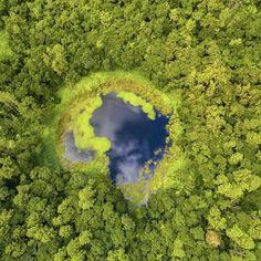 Mauritius - Im Herzen grün