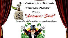 Compagnia Teatrale di Angoli - Commedia di due atti in vernacolo calabrese.   - http://www.eventiincalabria.it/eventi/compagnia-teatrale-di-angoli-cz/