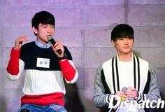 Jr. & JB - [STARCAST] 아가새. 로맨틱. 성공적! Secret Meeting Behind Scene http://me2.do/GiPkqrde #GOT7