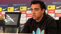 """La plantilla del Barça no está preparada para un """"no"""" de Guardiola. Así de claro lo ha dicho Xavi cuando se le preguntó por sus sensaciones respecto a la renovación del técnico. Por lo que dijo el de Terrassa, Guardiola seguirá."""