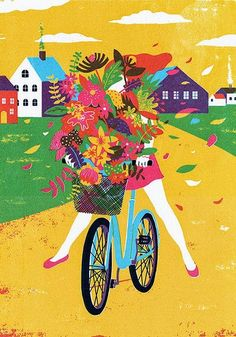 Touches the world Diumenge_ bike ride / Sunday: bike ride / Sunday: Bike Ride