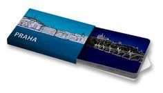Modrá Praha #Praha #Prague #ilustration #ilustrace #ChewingGums #žvýkačky #CharityGums