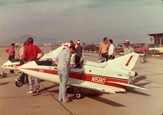 Bede, BD-5J by San Diego Air & Space Museum Archives, via Flickr