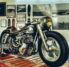 """Harley-Davidson FLH """"Shovelhead"""""""