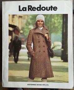 Catalogue LA Redoute Automne Hiver 1971 1972 | eBay