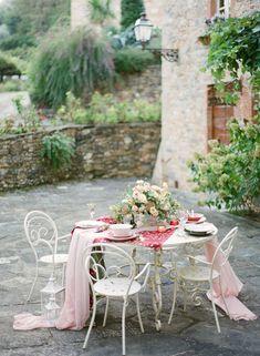 Italy wedding decor inspiration. Tuscany wedding photographer Nikol Bodnarova Photography Wedding Shoot, Wedding Table, Lake Como Wedding, Romantic Wedding Inspiration, Wedding Decorations, Table Decorations, Italy Wedding, Tuscany, Wedding Stationery