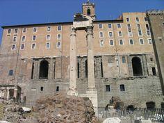Rome, Italy. Roma, Italia.