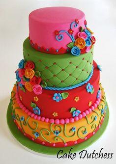 leuke taart .