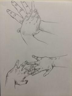 pencil croquis. Hand