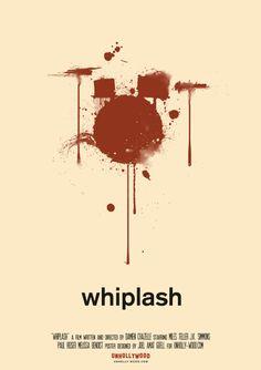 Whiplash Alternative movie poster by Joel Amat Güell