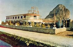 Hotel Las Salinas 1958.