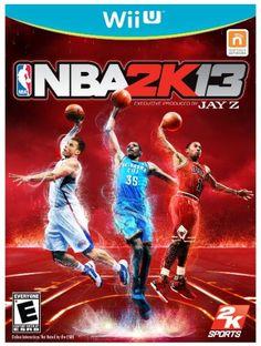 Amazon.com: NBA 2K13 - Nintendo Wii: Video Games
