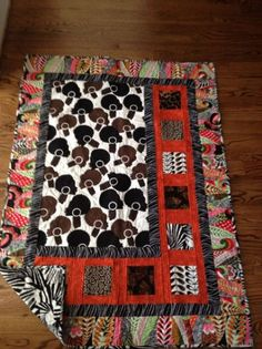 African American Women Quilt by