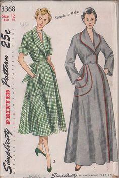988005d000 MOMSPatterns Vintage Sewing Patterns - Simplicity 3368 Vintage Sewing  Pattern DIVINE Simple to Make Large Shaped Pocket