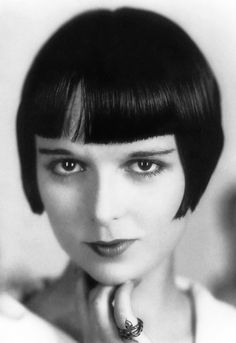 """summers-in-hollywood: """"Louise Brooks """""""