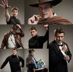Mr. Nathan Fillion
