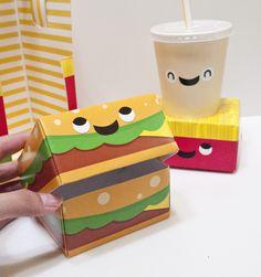 Designer Rethinks McDonald's 'Happy Meal' Packaging