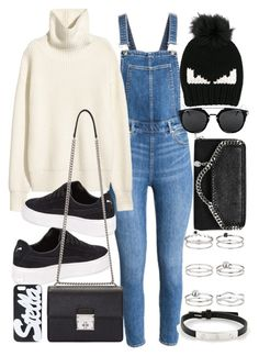"""Untitled #20780"" by florencia95 ❤ liked on Polyvore featuring adidas, Fendi, Puma, Dolce&Gabbana, Miss Selfridge and Cartier"