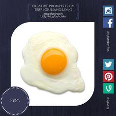 #BlogFlashDaily Writing Prompt: Egg #creativity #writingprompt