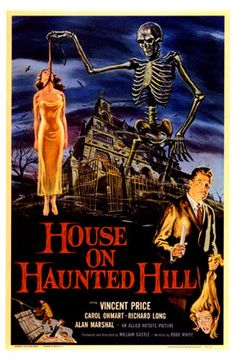 House On Haunted Hill - Rotten Tomatoes Halloween Movie
