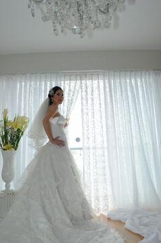 Vestido romántico de Lucy Díaz | Foto 8
